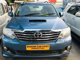Used 2014 Toyota Fortuner 4x2 Manual MT for sale in Chandigarh