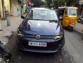 Volkswagen Vento Highline Diesel, 2015, Diesel AT for sale in Chennai