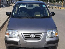 2012 Hyundai Santro Xing GLS MT for sale in Ahmedabad