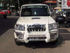 Used 2011 Mahindra Scorpio VLX MT car at low price in Chennai