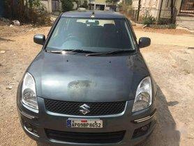 2008 Maruti Suzuki Swift VXI MT for sale at low price in Hyderabad