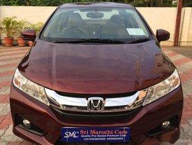 Used 2015 Honda City AT for sale in Vijayawada