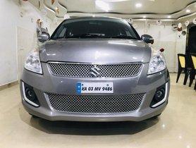 Used 2015 Maruti Suzuki Swift VDI MT for sale in Bangalore