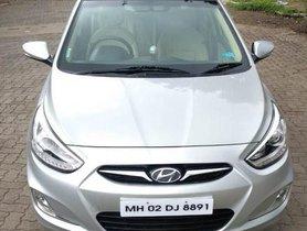 2014 Hyundai Verna MT for sale at low price in Mumbai