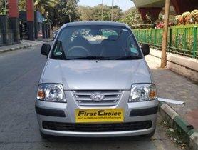 2012 Hyundai Santro Xing GL MT for sale in Bangalore