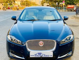 Used 2014 Jaguar XF 2.2 Litre Luxury AT for sale in Mumbai