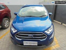 2017 Ford EcoSport 1.5 TDCi Titanium Plus MT for sale in Chennai