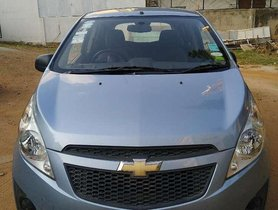 Used 2012 Chevrolet Beat PS MT car at low price in Nagar