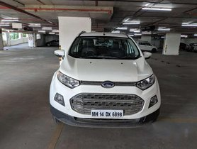 Ford EcoSport MT 2013 in Pune