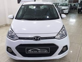 2013 Hyundai Xcent Petrol MT for sale in New Delhi