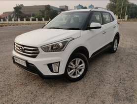 2016 Hyundai Creta SX Plus DIesel AT for sale in Faridabad