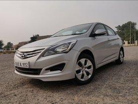 2016 Hyundai Fluidic Verna Petrol MT for sale in Faridabad