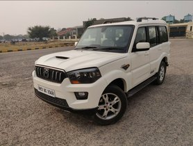 2015 Mahindra Scorpio S10 Diesel MT  for sale in Faridabad