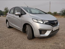 2015 Honda Jazz S Petrol MT for sale in Faridabad