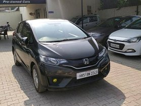 2017 Honda Jazz VX Petrol MT for sale in Faridabad
