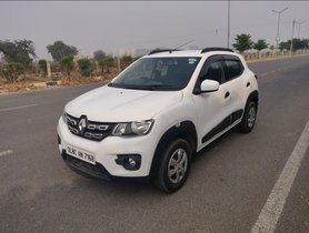 2016 Renault Kwid RXT Petrol MT for sale in Faridabad