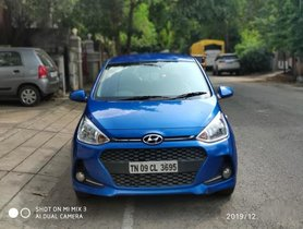Used 2017 Hyundai Grand i10 1.2 Kappa Magna MT car at low price in Chennai