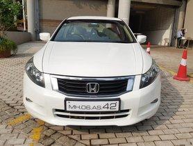 2008 Honda Accord 2.4 Elegance M/T for sale in Mumbai