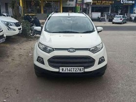 2013 Ford EcoSport MT for sale in Jaipur