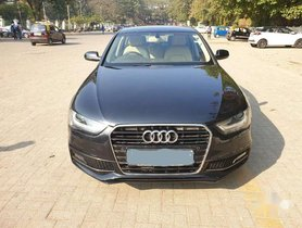 2013 Audi A4 2.0 TDI AT for sale in Mumbai
