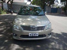 Toyota Innova 2.5 GX 8 STR MT 2013 in Chennai