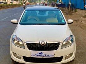 Skoda Rapid 2015 1.6 MPI Ambition Plus MT for sale in Mumbai
