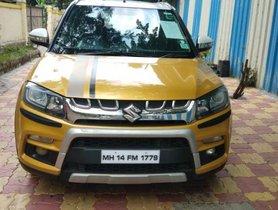 Maruti Suzuki Vitara Brezza ZDi Plus 2016 MT for sale in Pune