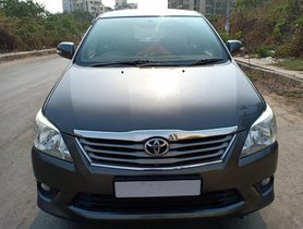 2012 Toyota Innova 2004-2011 MT for sale in Mumbai