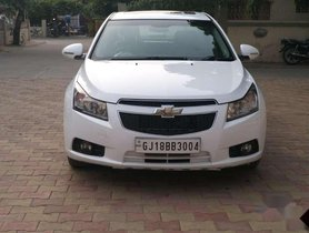 Chevrolet Cruze LTZ MT 2012 in Ahmedabad