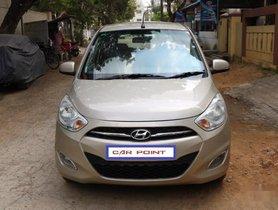Used 2011 Hyundai i10 Asta MT car at low price in Chennai