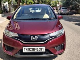 2016 Honda Jazz S AT for sale in Chennai