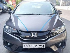 Used 2018 Honda Jazz MT car at low price in Chennai