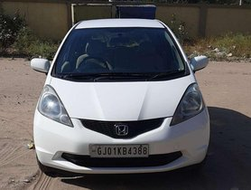 Used 2009 Honda Jazz MT for sale in Ahmedabad