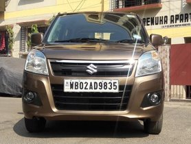 Used 2013 Maruti Suzuki Wagon R VXI MT for sale in Kolkata