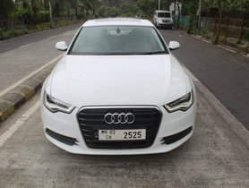 Audi A6 2.0 TDI Premium Plus, 2012, Diesel AT for sale in Mumbai