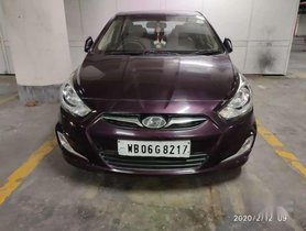 Used Hyundai Verna 1.6 SX 2011 MT for sale in New Town