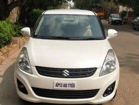 2013 Maruti Suzuki Dzire ZDI MT for sale at low price in Hyderabad