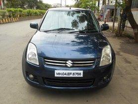 Used 2010 Maruti Suzuki Dzire VXI MT car at low price in Mumbai