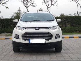 Ford EcoSport 2017 1.5 Ti VCT AT Titanium BE for sale in New Delhi