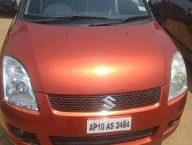 Used 2009 Maruti Suzuki Swift VXI MT car at low price in Hyderabad
