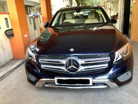 2016 Mercedes Benz GLC AT for sale in Chennai