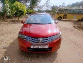 Honda City S, 2009, Petrol MT for sale in Tiruppur