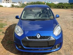 Used 2014 Renault Pulse RxL MT car at low price in Chennai