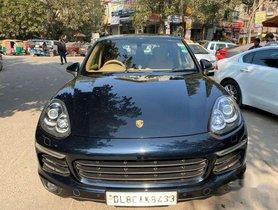 Porsche Cayenne Diesel 2015 AT for sale in Faizabad