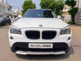 BMW X1 sDrive18i, 2011, Diesel AT in Ahmedabad
