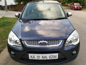 Used Ford Fiesta 1.4 SXi TDCi MT 2010 in Bangalore
