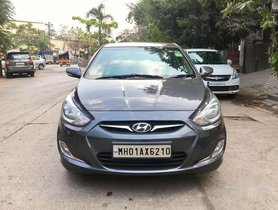 Used 2011 Hyundai Verna 1.6 VTVT SX MT car at low price in Kalyan