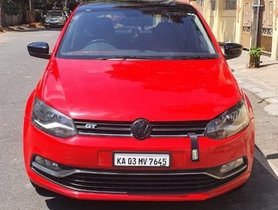 Volkswagen Polo GT TSI 2015 AT for sale in Bangalore