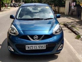 Nissan Micra XL Optional MT 2013 in Chennai