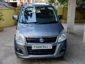 Used 2017 Maruti Suzuki Wagon R Version VXI MT for sale in Hyderabad
